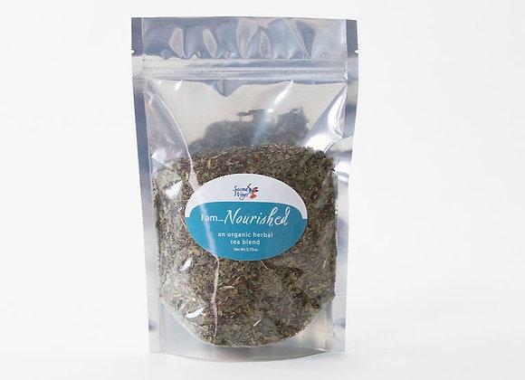 I Am Nourished Organic Herbal Tea Blend