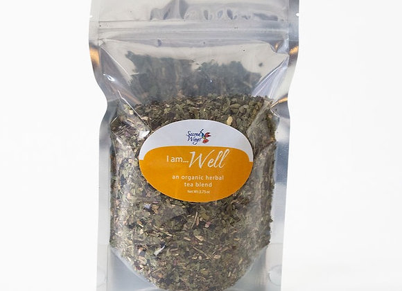 I Am Well Organic Herbal Tea Blend