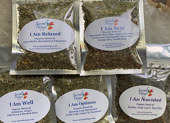 Sacred Tea Sampler Pack