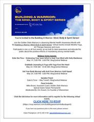 Building a Warrior: Mind, Body & Spirit Series