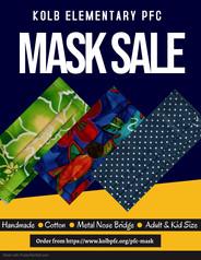 PFC Mask Sale