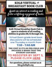 Kolb Breakfast Book Club