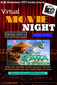 Kolb PFC Virtual Movie Night