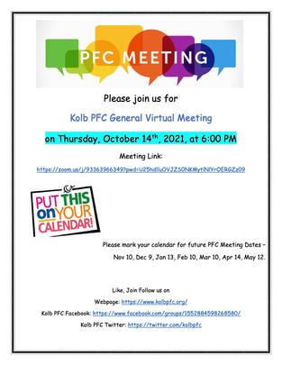 PFC Meeting
