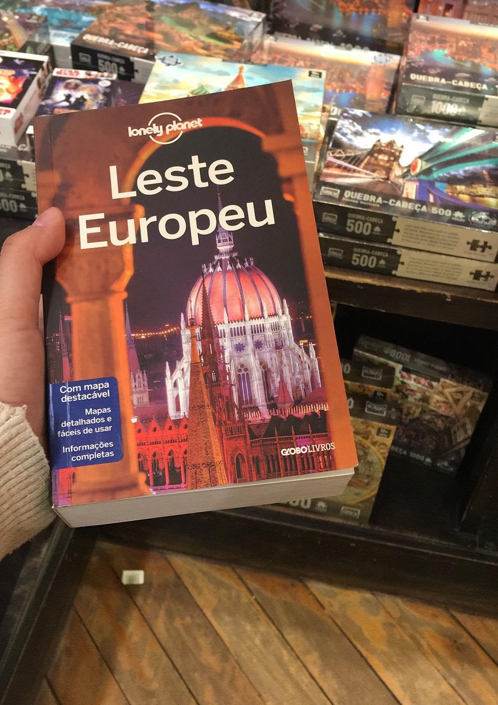 viagem ao Leste europeu