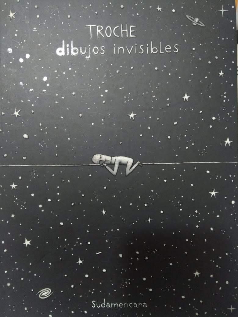 livro dibujos invisibles