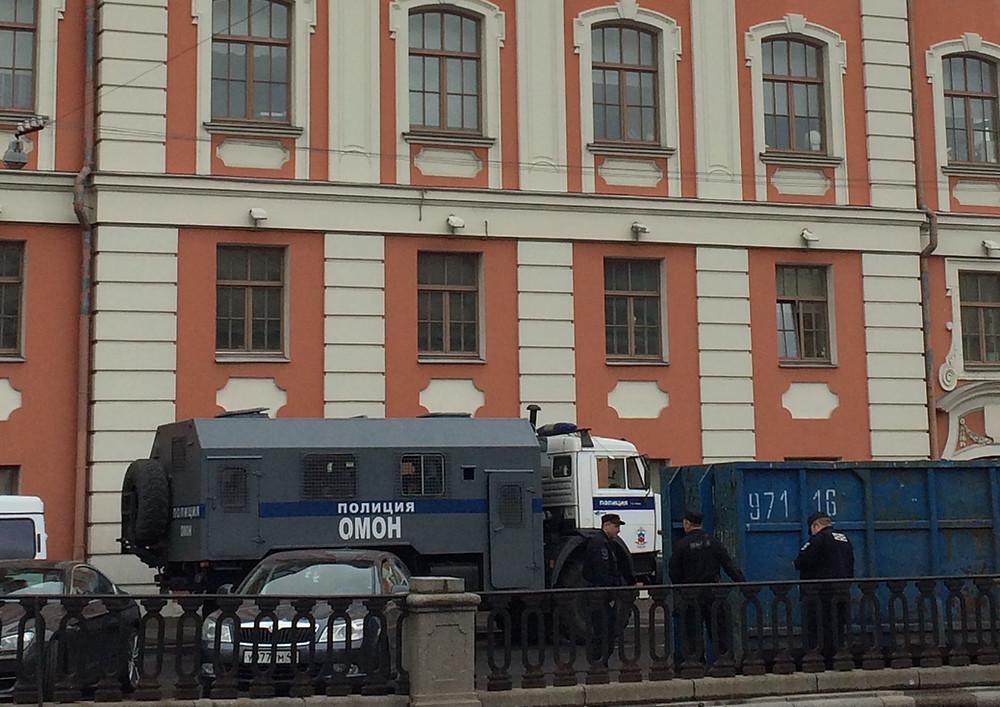 Rússia : Conhecendo São Petersburgo