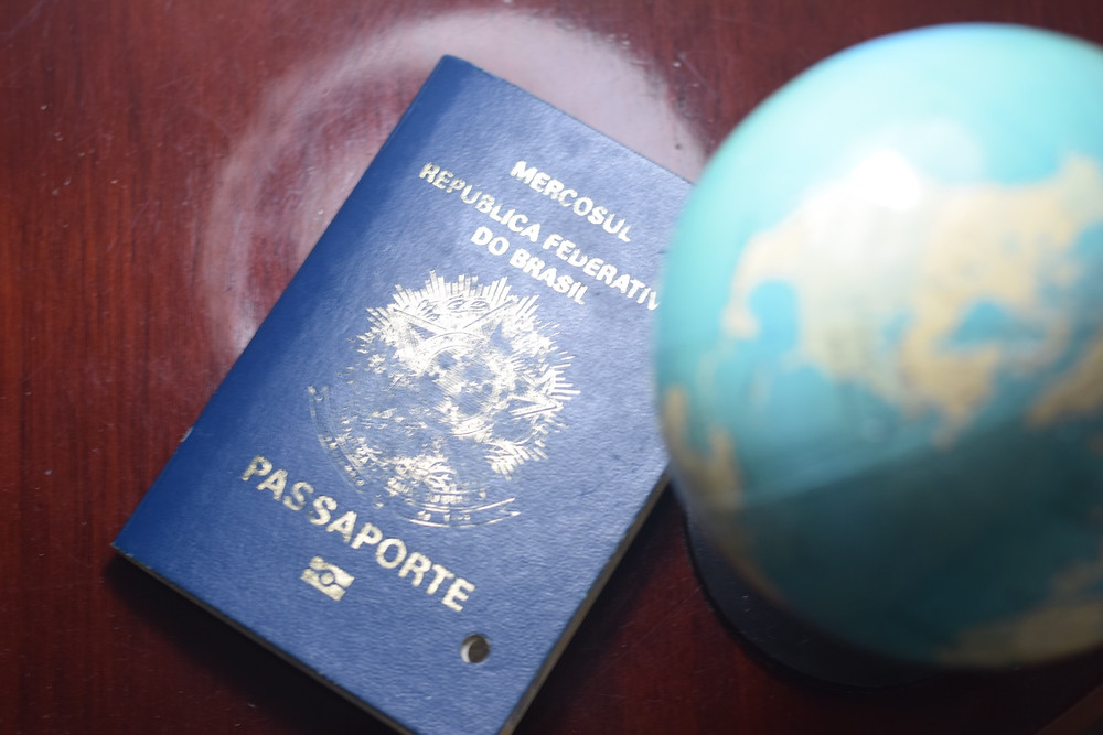 passaporte invalidado
