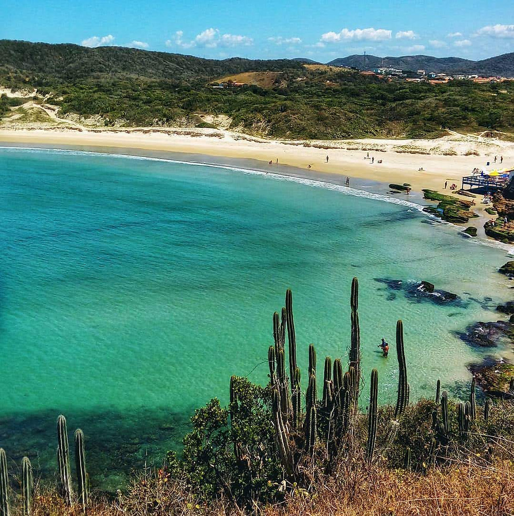 praia de Arraial do Cabo