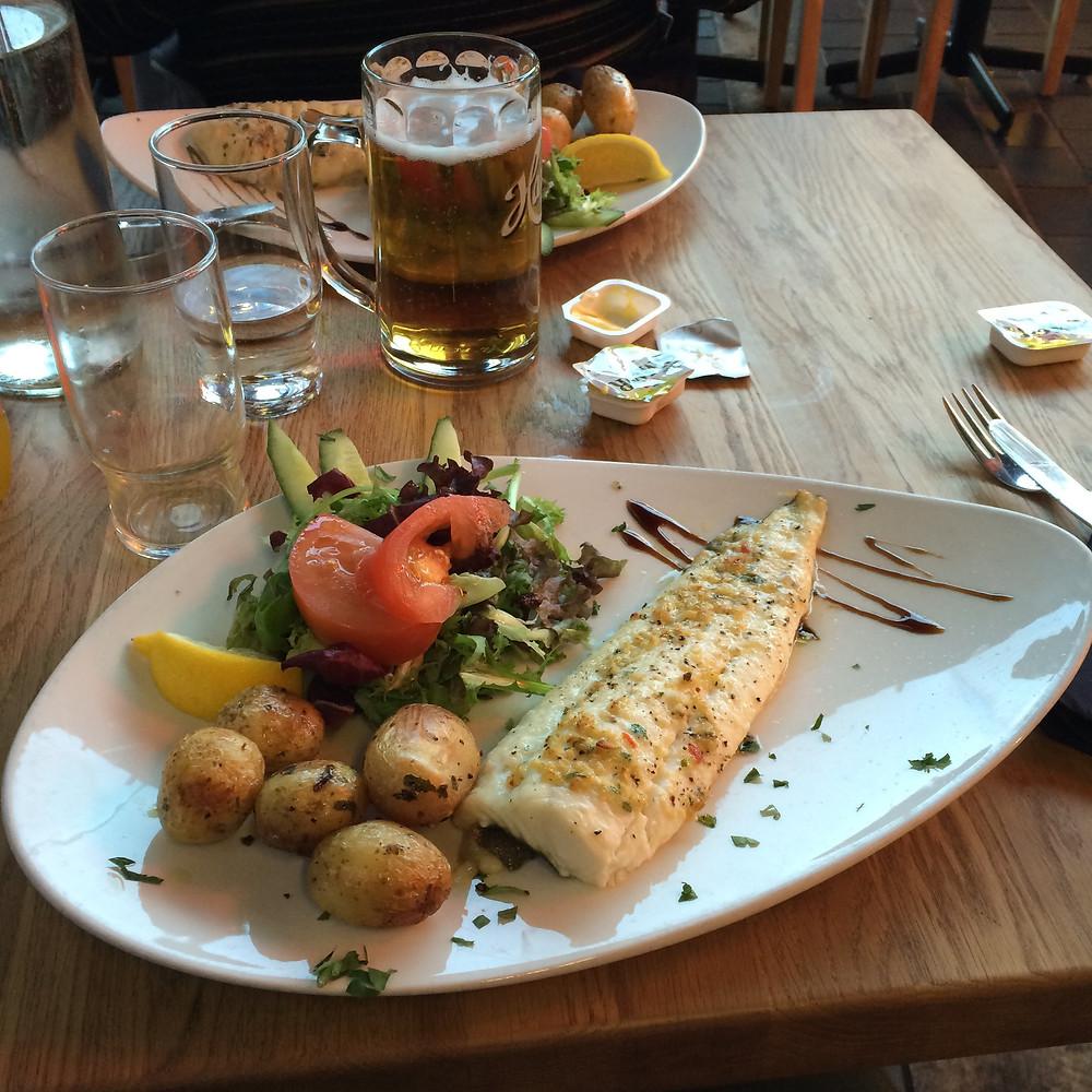 Bacalhau de Bergen , Noruega