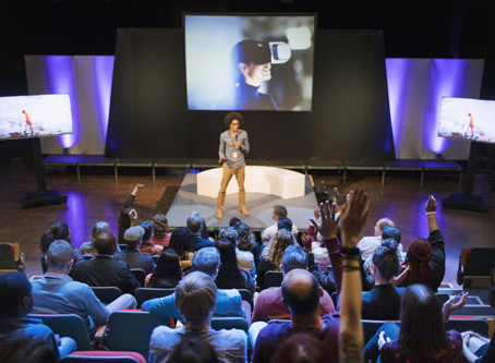 Entenda a importância da identidade visual em eventos corporativos