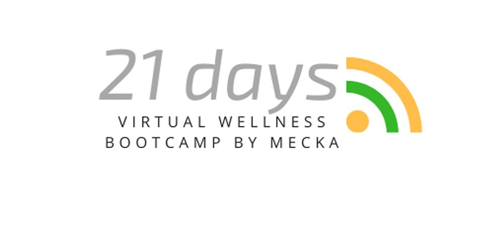 Virtual Wellness Bootcamp