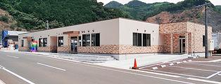 静岡市物流団地協同組合の外観