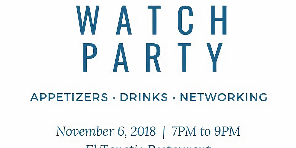 Election Watch Party (NONPARTISAN)