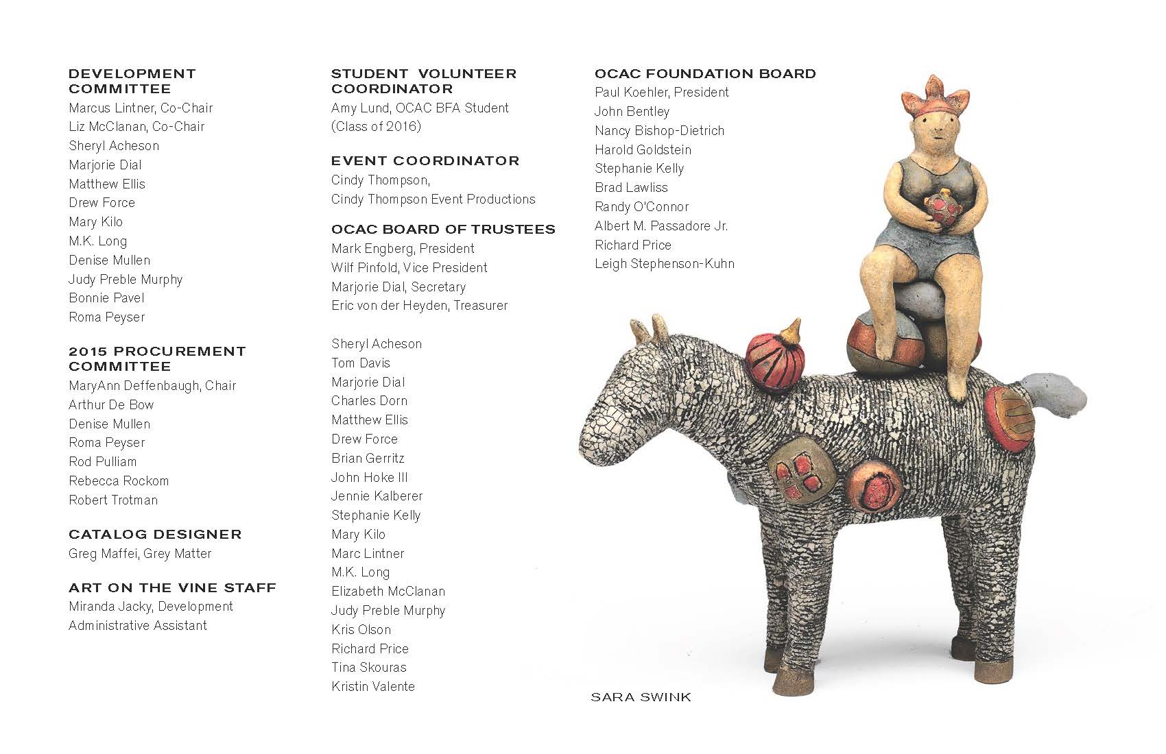 Eric Von Der Heyden catalog | artonthevine
