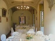 Villa Sanquirico ricevimento di nozze nelle sale d'epoca