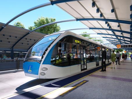 Brisbane Metro is underway