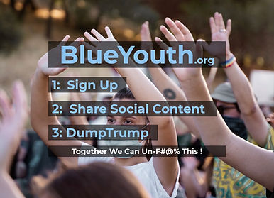 BlueYouth.org-get-involved-dumptrump