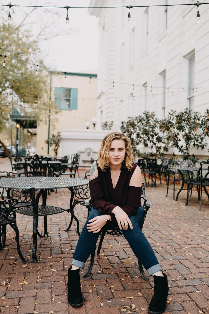 Mae Grace | Newnan Portrait Photography