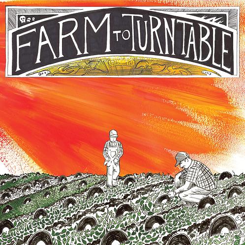 Farm To Turntable, (Vinyl LP Compilation)