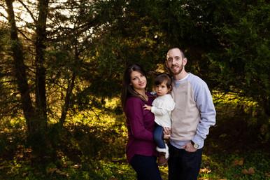 Logan, Margarita, & Luci at Edwin Warner Park