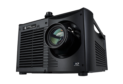 8,500 Lumens WUXGA 1-Chip DLP Projector with dual-lamp technology