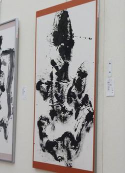 群馬県書道展  群馬県立近代美術館
