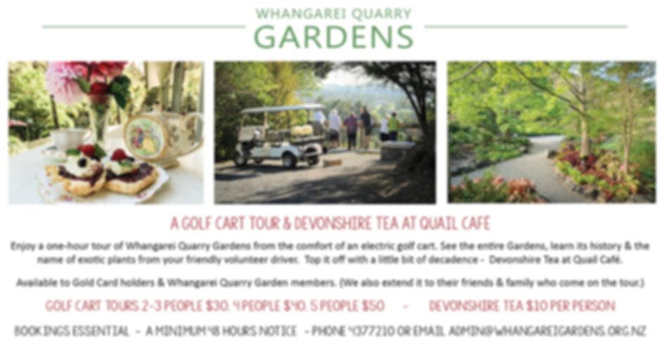 Golf Cart & Devonshire Tea.jpg