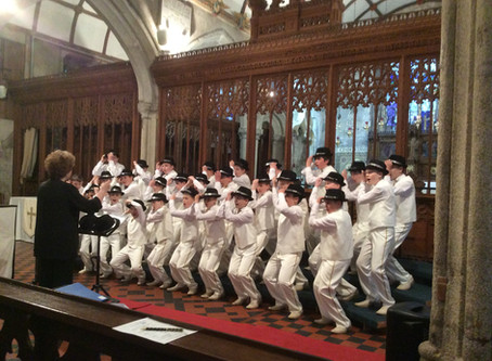 Choral excellence in Cornwall