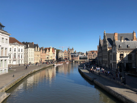 Our Belgium Tour - Day 4 in Ghent