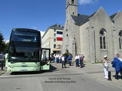 Benodet Brittany July 2016