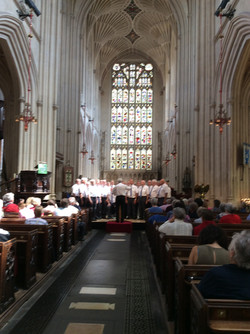 Bath Abbey 2017 (2)