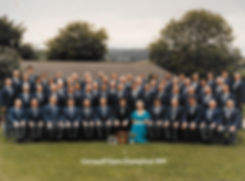 Cornwall Open Champions 1991