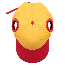 PIGTAIL HAT TOP VIEW YELLOW.png