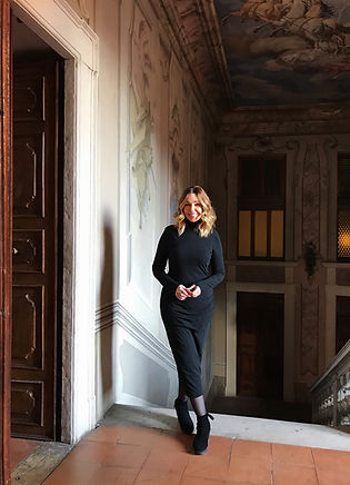 Laurel Johannesson at Palazzo Monti