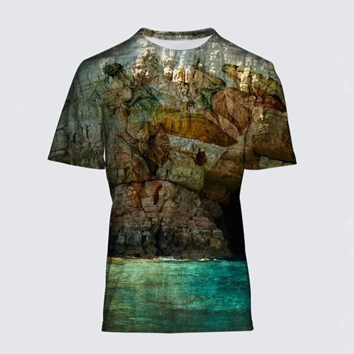 LIMITED EDITION Stone + Sea 2 T-Shirt