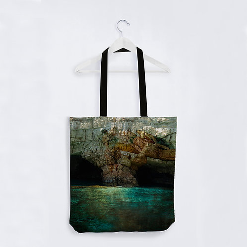 LIMITED EDITION Stone + Sea Bag