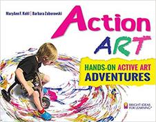 Action Art: Hands-On Active Art Adventures
