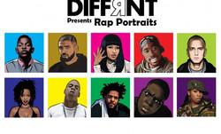 Rap Portraits