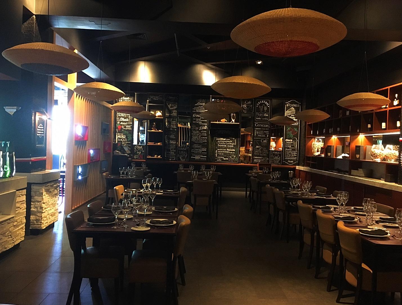 Restaurant Santerra, Enjoy Santiago