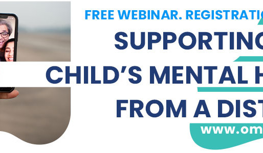 Supporting Your Child's Mental Health — From a Distance