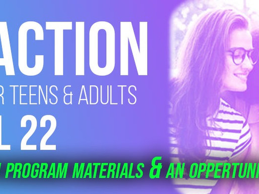 """""""Teens In Action"""" - An Omni Youth Programs Exclusive!"""