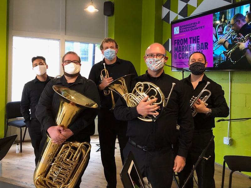 SSO Brass Quintet