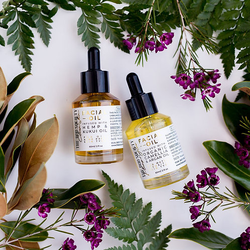 Plump & Glow Face Oil
