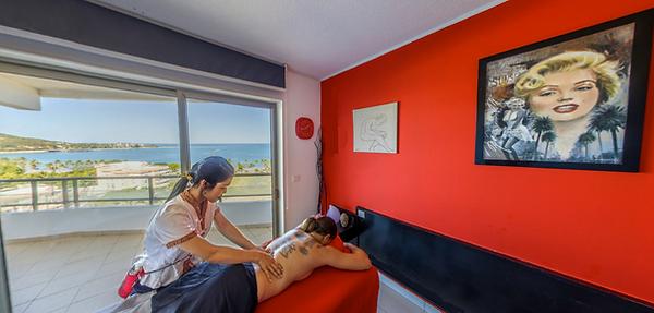 Massage Relaxant Californien