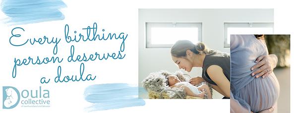 Blue Brushstroke Moms Influencer Asymmet