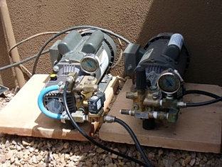 High Pressure Misting Pump | Kendall Misting Systems