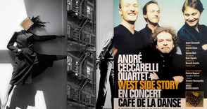 West side story jazz - création chorégraphique