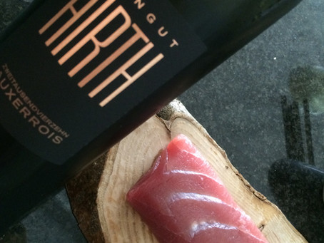 Wine with Sushi, Sashimi and Co.
