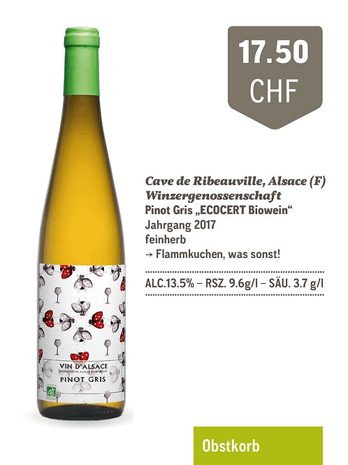 Pinot Gris Cave de Ribeauville